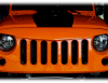 Решетка радиатора ANGRY BIRD Jeep Wrangler JK 2-4D
