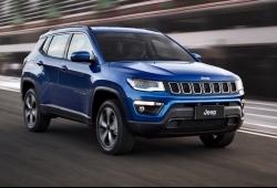 Отличные результаты на безопасность показал автомобиль Jeep Compass