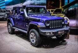 Дебют электрической версии внедорожника Jeep не за горами