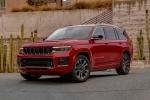 На автомобильный рынок выходит новая версия внедорожника Jeep Grand Cherokee