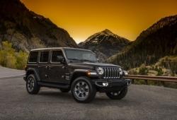 Кроссовер Jeep Wrangler вышел в обновленной версии
