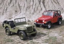 Легендарной марке Jeep исполнилось 80 лет